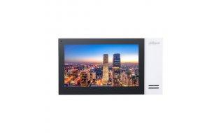 Dahua VTH2421FW IP video intercom binnen monitor (netwerkkabel aansluiting)