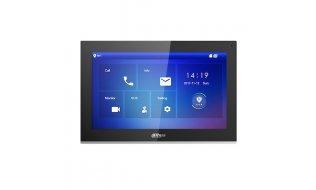 Dahua VTH5441G IP video intercom 10 inch touchscreen binnen monitor met PoE