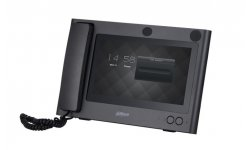 Dahua VTS5340B IP video intercom master station 10 inch touchscreen met hoorn