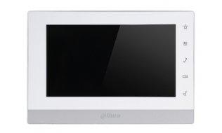 Dahua VTH1550CH IP video intercom binnen monitor (netwerkkabel aansluiting)