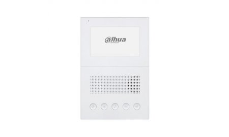 Dahua VTH2201DW IP audio intercom binnen monitor (netwerkkabel aansluiting)
