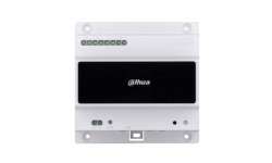 Dahua VTNC3000A IP video intercom network controller met voeding adapter