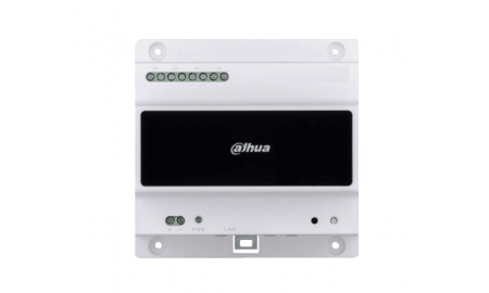Dahua VTNC3000A IP video intercom network controller met voeding adapter