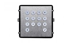 Dahua VTO2000A-K IP video intercom buiten station keyboard module (netwerkkabel aansluiting)