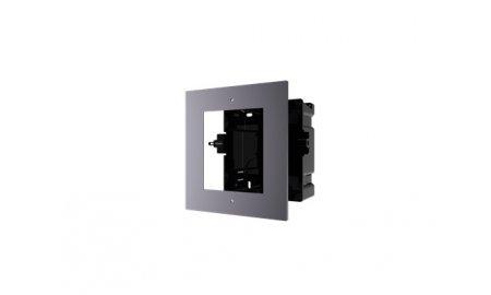 Hikvision DS-KD-ACF1 IP video intercom buiten station enkelvoudige inbouw behuizing