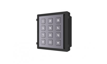 Hikvision DS-KD-KP IP video intercom buiten station keypad module