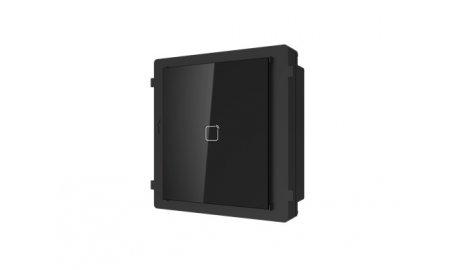 Hikvision DS-KD-M IP video intercom buiten station Mifare kaartlees module