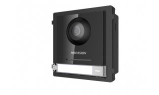 Hikvision DS-KD8003-IME1 IP video intercom buiten station camera module, 2MP Full HD 180 graden, IR nachtzicht, PoE