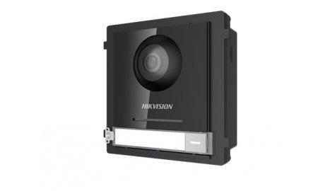 Hikvision DS-KD8003-IME1 IP video intercom buiten station camera module, 2MP Full HD 180 graden, IR nachtzicht, PoE