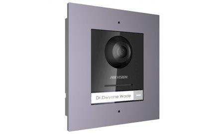 Hikvision DS-KD8003-IME1/FLUSH IP video intercom buiten station camera module met inbouw behuizing