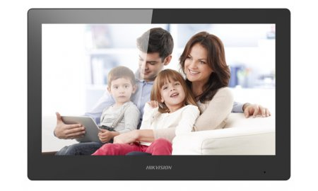 Hikvision DS-KH8520-WTE1 IP video intercom binnen monitor 10.1 inch touchscreen, PoE, WiFi