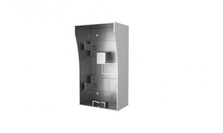 Hikvision DS-KAB02 opbouw behuizing met regenkap voor buiten station DS-KV8102-IM, DS-KV8202-IM en DS-KV8402-IM