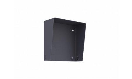 Hikvision DS-KABD8003-RS1 regenkap voor opbouw buiten station DS-KD8003-IME1/2 enkelvoudig