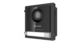 Hikvision DS-KD8003-IME2 IP video intercom 2-wire buiten station camera module, 2MP Full HD 180 graden, IR nachtzicht