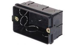 Hikvision DS-KAB118 inbouw montagedoos voor Hikvision intercom binnen monitoren