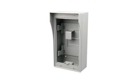 Hikvision DS-KAB01 opbouw behuizing met regenkap voor buiten station DS-KV8102-IM, DS-KV8202-IM en DS-KV8402-IM