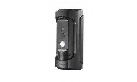 Hikvision DS-KB8112-IM IP video vandaalbestendige deurbel met app, PoE, IR nachtzicht en draaibare kijkrichting