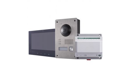 Safire SF-VI302-2 Two-Wire IP video intercom bundel met SF-VI101-2, SF-VI201-2 en SF-VI401-2