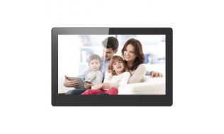 Safire SF-VIDISP01-10WIP IP video intercom binnen monitor 10.1 inch touchscreen, PoE, WiFi