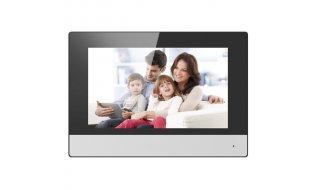 Safire SF-VIDISP01-7WIP IP video intercom binnen monitor 7 inch touchscreen, PoE, WiFi