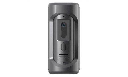 X-Security XS-V2101E-IP IP video vandaalbestendige deurbel met app, PoE, SIP, IR nachtzicht en draaibare kijkrichting