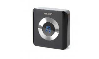 dbell DB-WIB-B draadloze bel voor gebruik met de dbell DB-HD-LIVE HD X2 WiFi deurbel