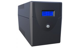 Safire UPS1500VA-4 UPS Uninterruptible Power Supply backup accu 230Vac 1500VA 900Watt