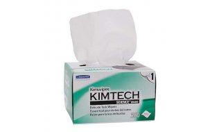 Kimtech Kimwipes delicate task wipers voor bijvoorbeeld cameralenzen en fiber 280 stuks in dispenser doos