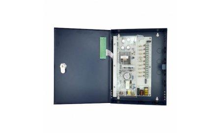 WL4 PS120-9 Voedingskast 9 kanaals 12VDC 10A 120Watt