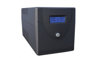 Safire UPS1000VA-4 UPS Uninterruptible Power Supply backup accu 230Vac 1000VA 600Watt