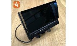 """WL4 MON-M-9 mobiele monitor 9"""" 16:9"""