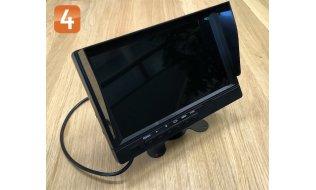 WL4 MON-M-9 mobiele monitor 9 16:9