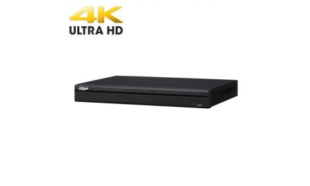 Dahua NVR4204-P-4KS2 4 kanaals PoE 4K Ultra HD Netwerk Video Recorder