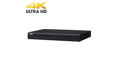 Dahua NVR4216-16P-4KS2 16 kanaals PoE 4K Ultra HD Netwerk Video Recorder