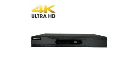Safire SF-NVR6104-4K4P-VS2 4 kanaals PoE 4K UltraHD Netwerk Video Recorder met 1x HDD en HDMI uitgang