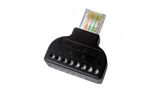 WL4 CON-RT adapter UTP RJ45 naar terminal block schroefklem