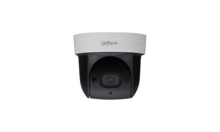 Dahua SD29204UE-GN Full HD 2MP Starlight PTZ mini dome camera met 4x zoom, microfoon, IR nachtzicht en SD slot