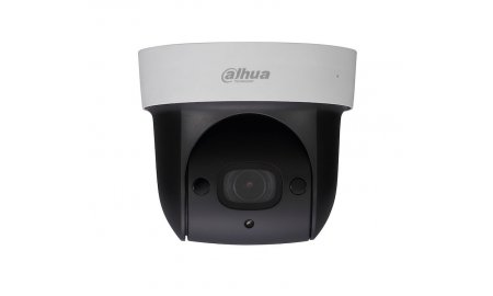 Dahua SD29204S-GN-W Full HD 2MP PTZ WiFi mini dome camera met 4x zoom, microfoon, IR nachtzicht en SD slot