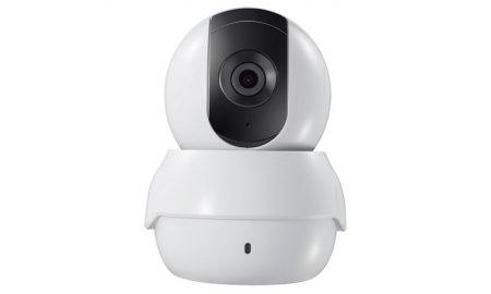 Safire SF-IPPT111A-2E-W Full HD 2MP WiFi Pan Tilt camera met IR nachtzicht, microSD en 2-weg audio