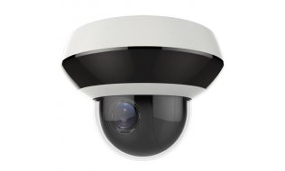 Safire SF-IPSD5104IAWH-4 Full HD 4MP mini buiten PTZ dome met 4x zoom, IR nachtzicht, PoE, 120dB WDR en SD slot