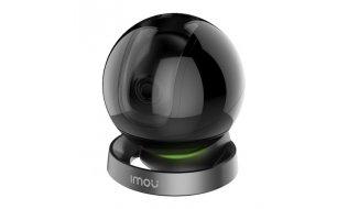 Dahua IMOU Ranger IQ 2MP Pan Tilt Starlight WiFi camera met tracking, bewegingsdetectie, 2-weg audio, sirene, microSD opslag