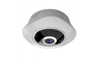 Nivian NV-IPDM360A-2W WiFi bewakingscamera 2MP Fisheye 360 graden voor binnen met nachtzicht en microSD