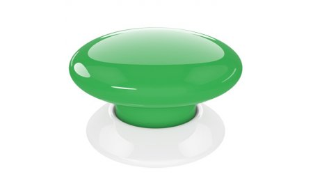 Fibaro FGPB-101-5-ZW5 The Button Green