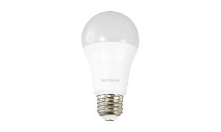 Nivian NVS-RGBWBULB-8E27-W Smart WiFi RGB LED lamp E27 met app