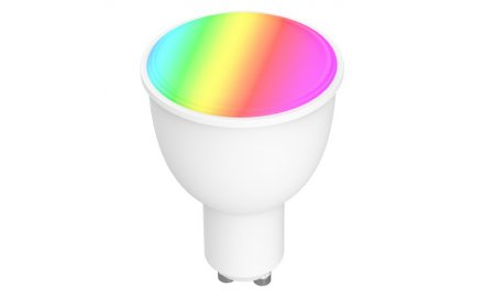 Nivian NVS-RGBWBULB-45GU10-W Smart WiFi RGB LED lamp GU10 met app