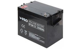 WL4 SB-12-840 accu 12VDC 84Ah voor bijvoorbeeld een zonnepaneel, alarm, UPS of toegangscontrole installatie
