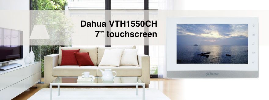 Dahua indoor monitor VTH1550CHW-2