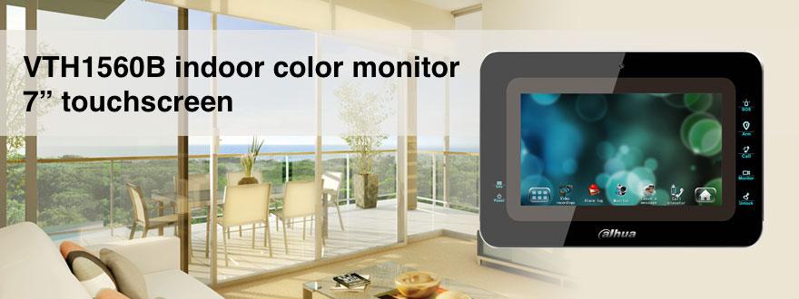 Dahua indoor monitor VTH1560B