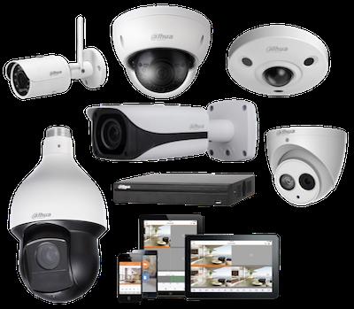 Dahua OEM IP cameras